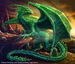emerald dragon sumerky deviantart