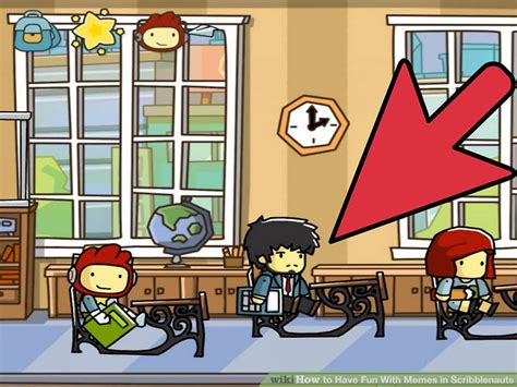 Scribblenauts Memes - how to have fun with memes in scribblenauts 3 steps
