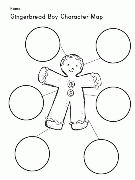 printable gingerbread man characters coloring pages of gingerbread man story az coloring pages