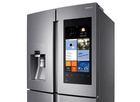 Samsung's over the top Family Hub smart fridge is now on sale
