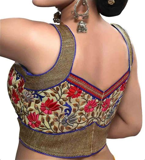 Blouse N blouse design of back blouse with