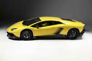 A Lamborghini Aventador Lamborghini Aventador Lp 720 4 50 176 Anniversario 2013
