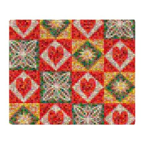 Patchwork Throw Blanket - patchwork throw blanket by admin cp3907709