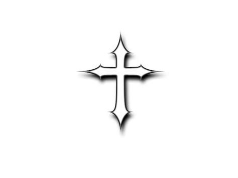 plain black cross tattoo plain cross tattoos designs www pixshark images