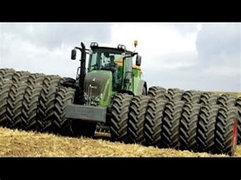 the world's largest tractors !!! monster tractors youtube