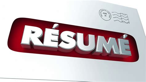 How To Write An Effective Resume by Top 5 Tips On How To Write An Effective Resume