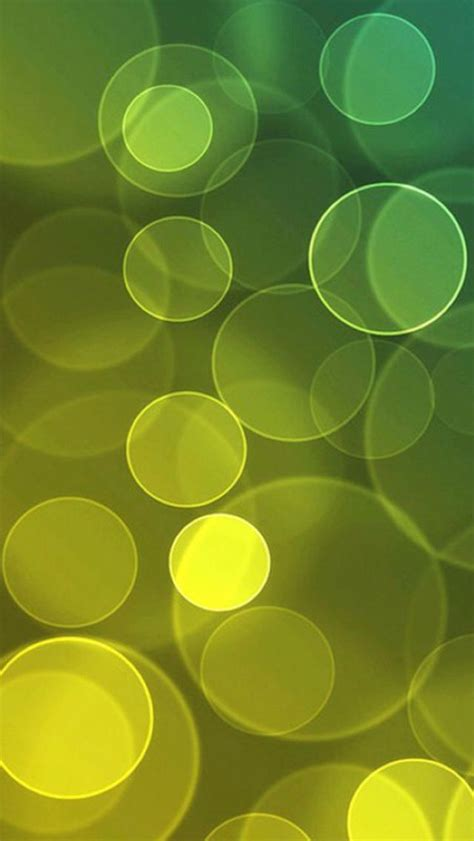 wallpaper yellow iphone 5c yellow bubbles wallpaper free iphone wallpapers