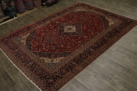 extjs layout run failed nice traditional antique red kashan persian wool rug