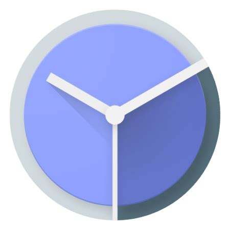 google's clock app is available in the play store