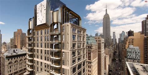 1 park avenue nyc fifth floor new renderings for 212 fifth avenue show a whimsical top