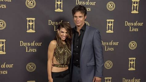 Days Of Our Lives Wardrobe by Muldoon Kate Mansi Carpet Style At Days Of Our Lives 50 Anniversary