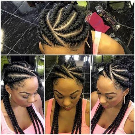 ghana updo ponytail braids ghana braids ghana braids with updo straight up braids