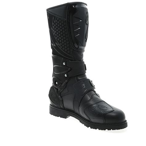 sidi adventure tex boots sidi adventure tex motorcycle boots black ebay