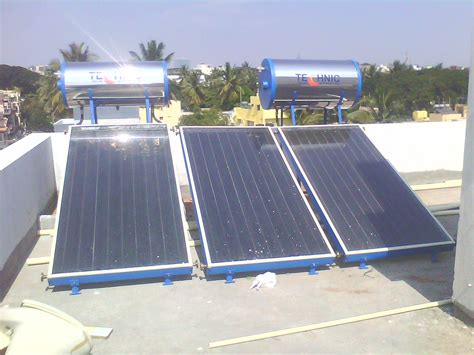 solar water heater pdf solar water heater working thermosymphonic mode