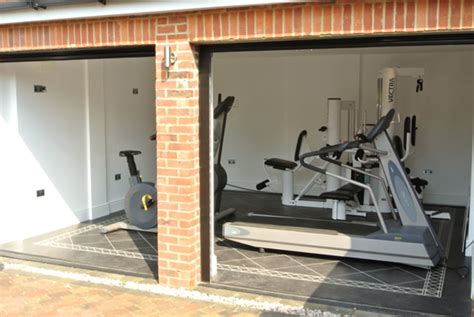 Design Of Houses by Garage To Gym Conversion In Canterbury By Sar Property
