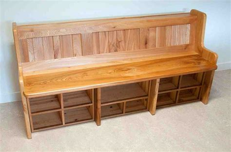 how to build a bench seat with storage for kitchen shoe storage bench with seat home furniture design