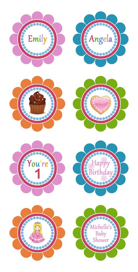 cupcake topper template cupcake toppers template by danbradster on deviantart