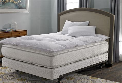 the hilton bed hilton to home hotel collection mattress toppers hilton to home hotel collection