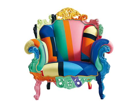 Proust Armchair by Proust Armchair By Alessandro Mendini For Cappellini