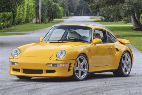 1995 porsche 911 turbo porsche a turbocharged history classic and performance car