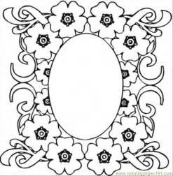 flower coloring pattern coloring pages mirrow in the flowers other gt pattern
