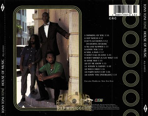 house of music tony toni tone tony toni tone house of music cd rap music guide