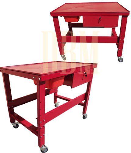 mechanic work bench 1 2 ton transmission tear down table 1000 lb mechanic work