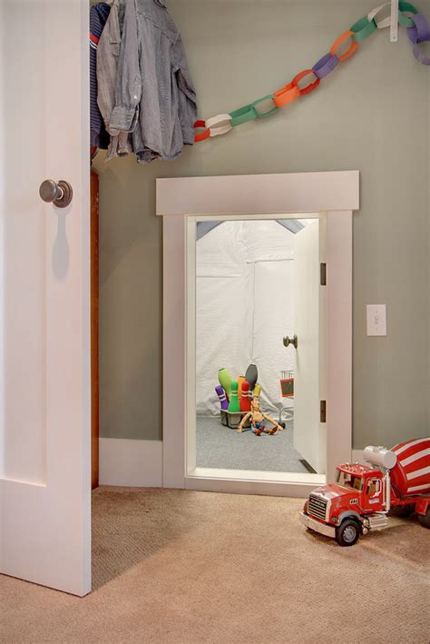Kid Room Ideas For Small Spaces - 31 beautiful hidden rooms and secret passages architecture amp design