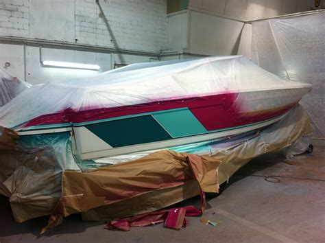 Lackieren Boot by Wir Lackieren Auch Boote Colourpoint Lackiererei