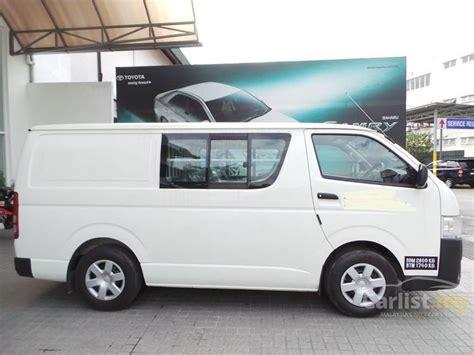 Toyota Hiace Price Malaysia Toyota Hiace 2014 2 5 In Kuala Lumpur Manual White For