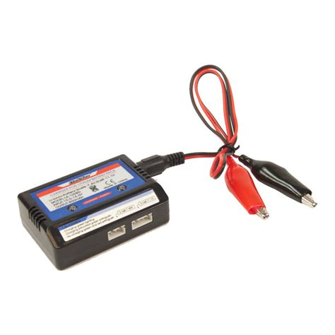 Electronic Glow Starter Igniter 2 3s Lipo For Nitro Engine balance charger for 7 4 11 1v 2 3s cell li po battery