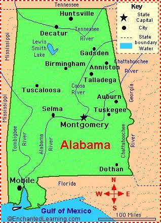 birmingham usa map alabama counties road map usa
