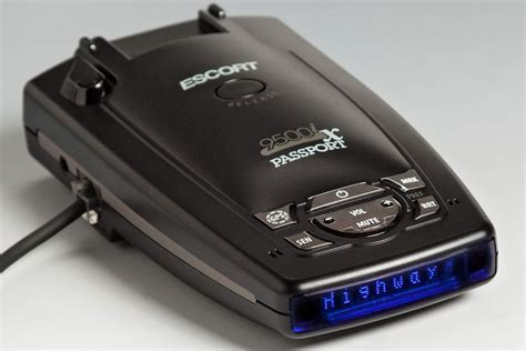 one vs 9500ix passport 9500ix radar detector review digital trends