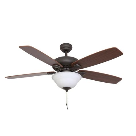 best energy star ceiling fans sahara fans ardmore 52 in bronze energy star ceiling fan