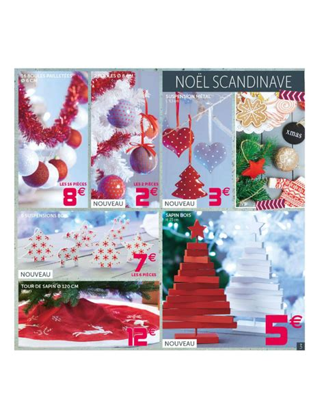 decoration de noel 2016 gifi