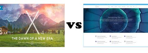 wordpress theme x vs divi vs x theme battle of taking over wp universe which