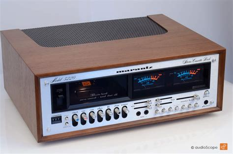 marantz cassette marantz model 5220 cassette deck for sale