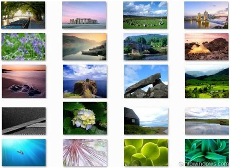 download themes for windows 7 ultimate from vikitech download mega windows 7 theme with 338 official wallpapers