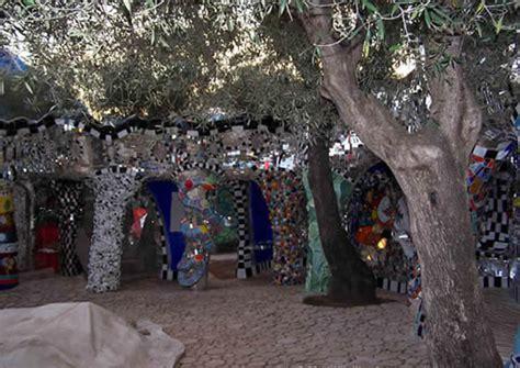 giardino dei tarocchi grosseto giardino dei tarocchi capalbio