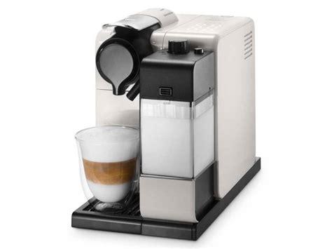 delonghi lattissima touch neue nespresso maschine lattissima touch kapsel check