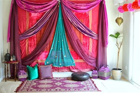How Do I Hang Curtains 9 cute ways to decorate your roka at home in under 10k