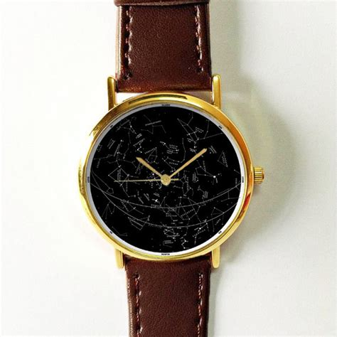 constellation jewelry mens watches map
