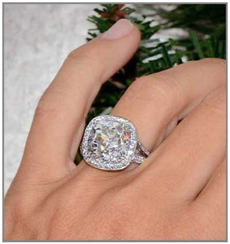 big engagement rings that excite