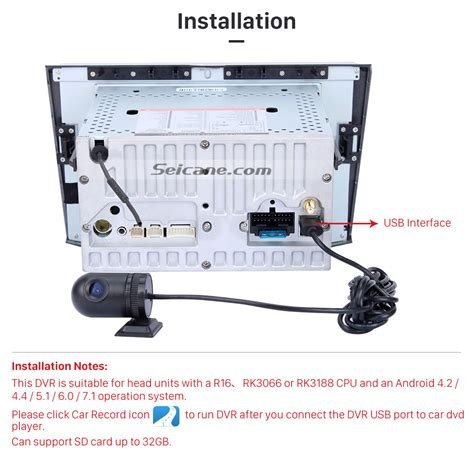 Usb Dvr seicane hd usb dvr recording with supporting