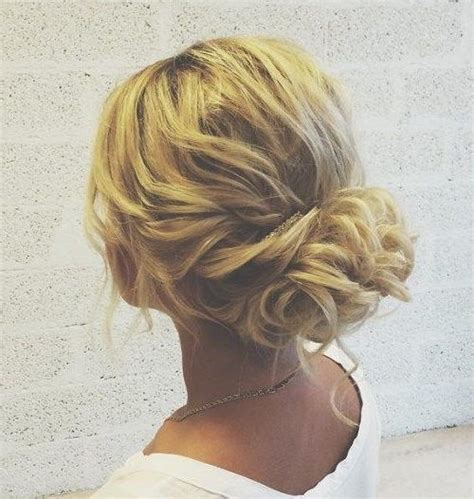 Photos Of Wedding Updo Hairstyles by 15 Photo Of Wedding Updos For Thin Hair