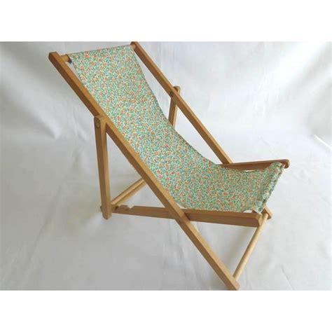 chaise longue en bois chaise longue de poup 233 e en bois jouets r 233 tro jeux de