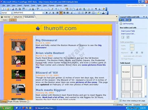 webpage layout design software 3 web design software to easily help you build an awesome