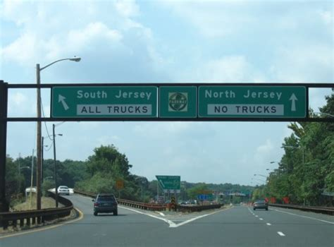 Nj Garden State Parkway by New Jersey State Trooper Graham Commits On