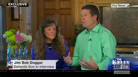 jim bob and michelle duggar fox news interview with megyn why are duggar parents speaking out on scandal now