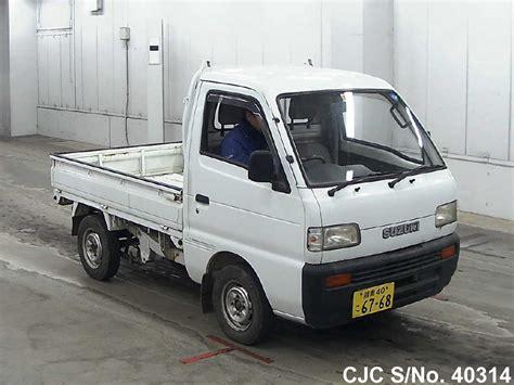 suzuki carry truck 1994 suzuki carry truck for sale stock no 40314